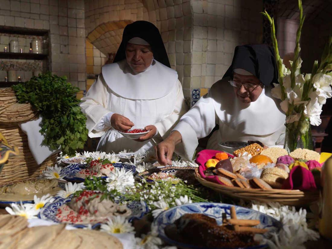 Descubre la Historia del Chile en Nógada de Puebla