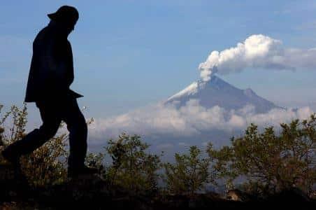 Risultati immagini per Gregorio Chino Popocatépetl,