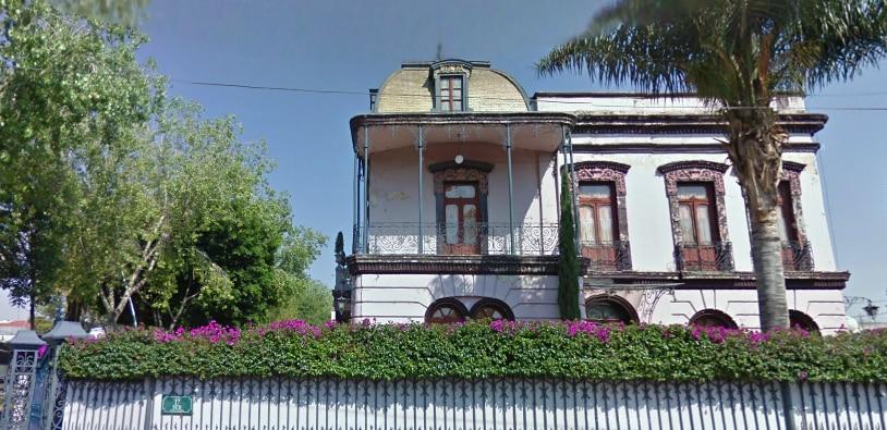 Leyendas de puebla la casa de los enanos en la avenida ju rez for Casa mansion puebla