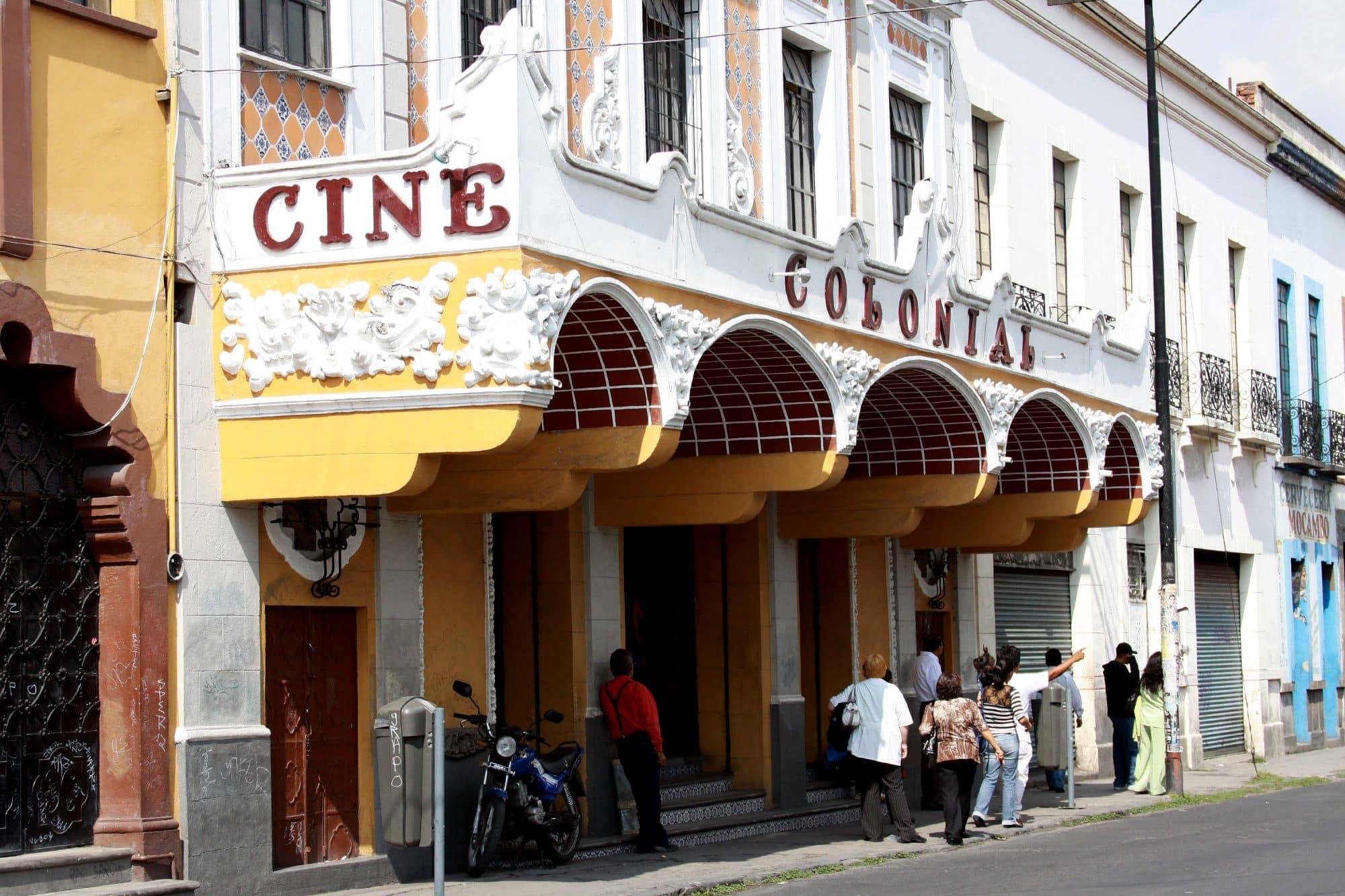 Podrás ver el Mundial en el Cine Colonial