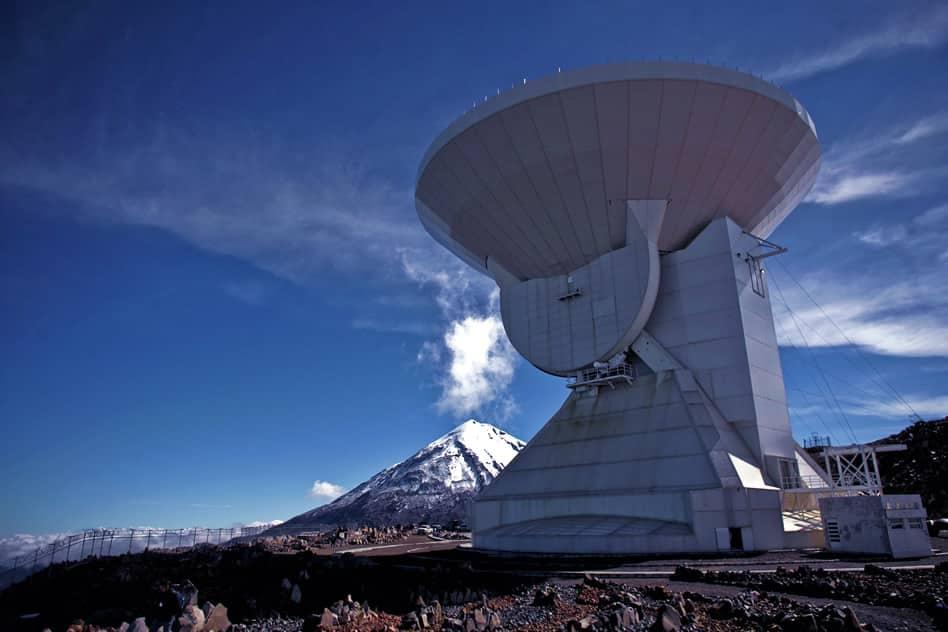 Cónoce el Gran Telescopio Milimétrico de Atzitzintla Puebla