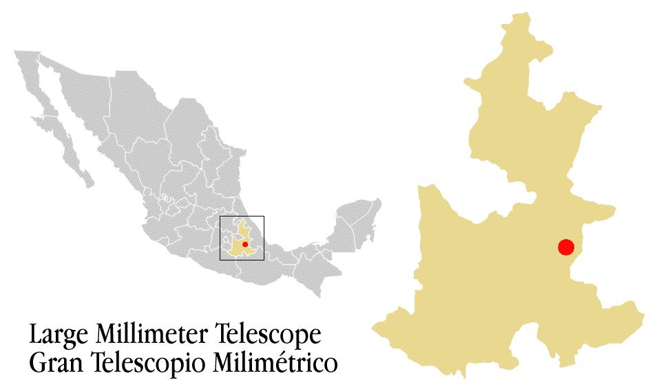 telescopiomapa