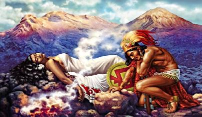 popocatepetl-leyenda