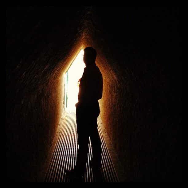 piramide-cholula-tunel