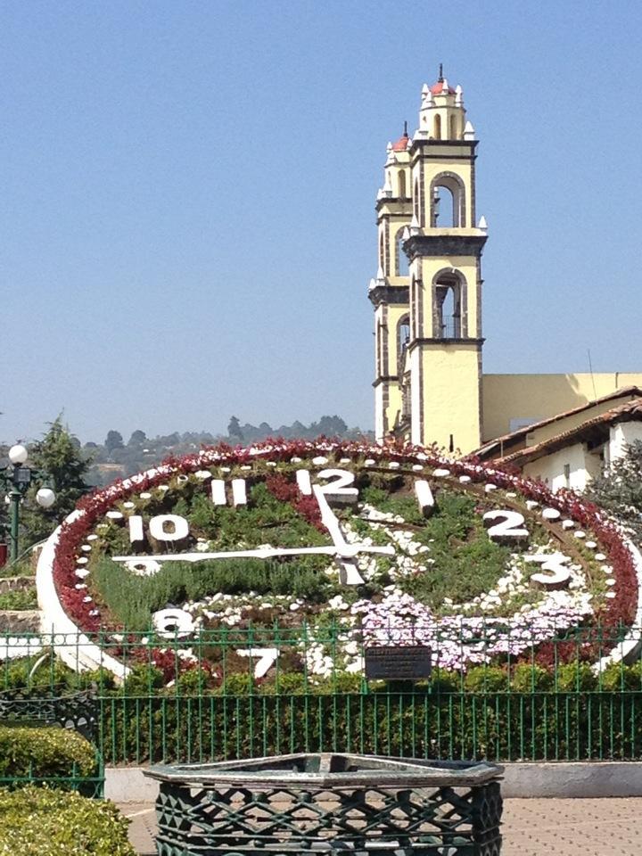 zacatla-puebla-reloj-floral