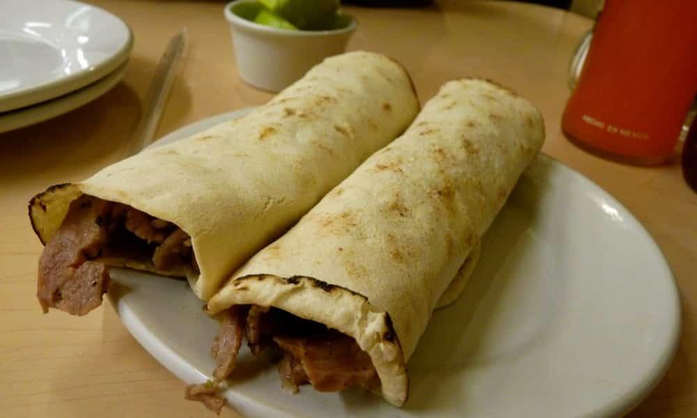Los mejores lugares para comer tacos árabes en Puebla