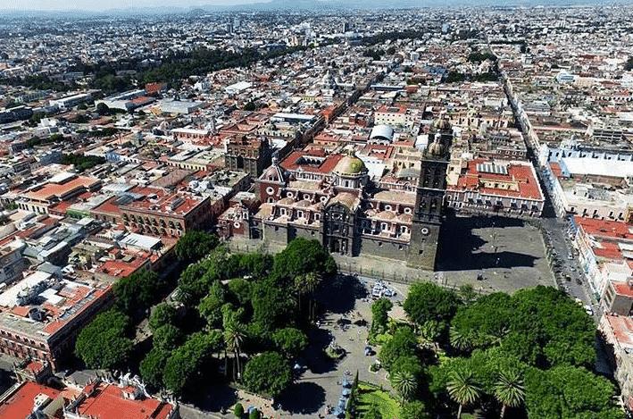 Curiosidades sobre la fundación de Puebla